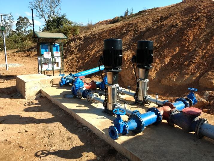 Kibidula Pump